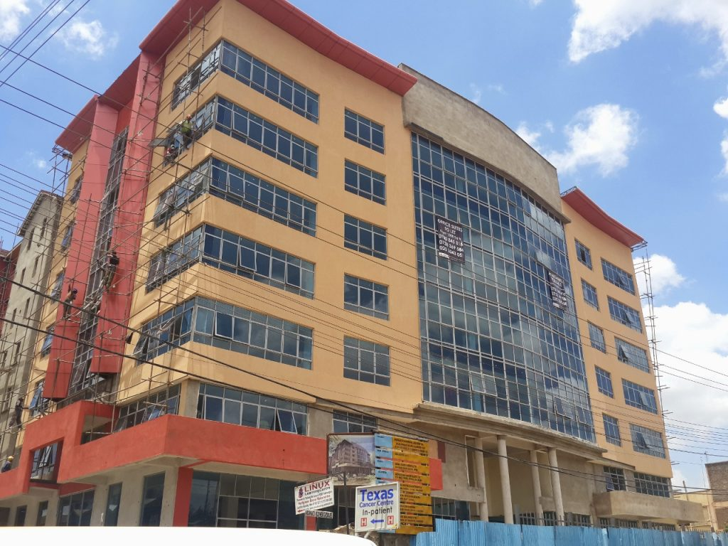 KOSE Heights, Hurlingham, Nairobi.